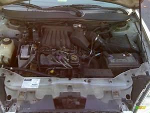 2000 Ford Taurus Sel 3 0l Dohc 24v Duratec V6 Engine Photo