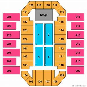 Alabama James Brown Arena Tickets