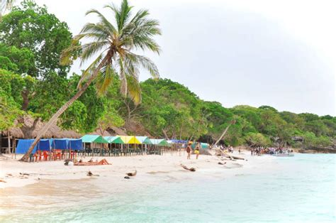 Travel Guide To Isla Baru Cart As Tropical Island