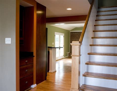 ranch style home remodel  northern virginia  dominion building group