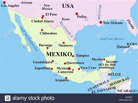 yucatan guatemala map