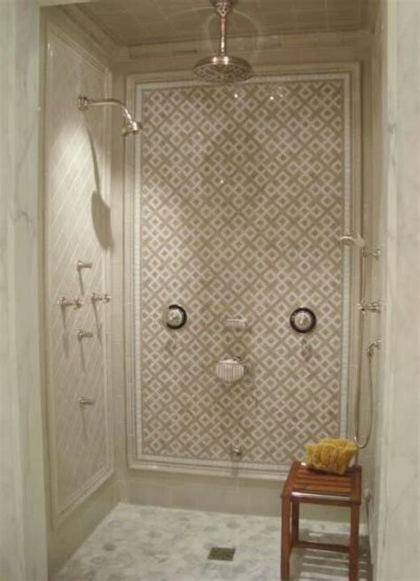 5 obsessions showers