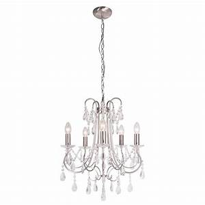 Debenhams home collection trinity chandelier ceiling