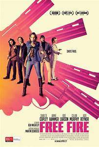 Free Fire DVD Release Date Redbox Netflix ITunes Amazon