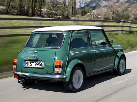 Rover Mini Cooper S Final Edition Ado20 2000 Photos