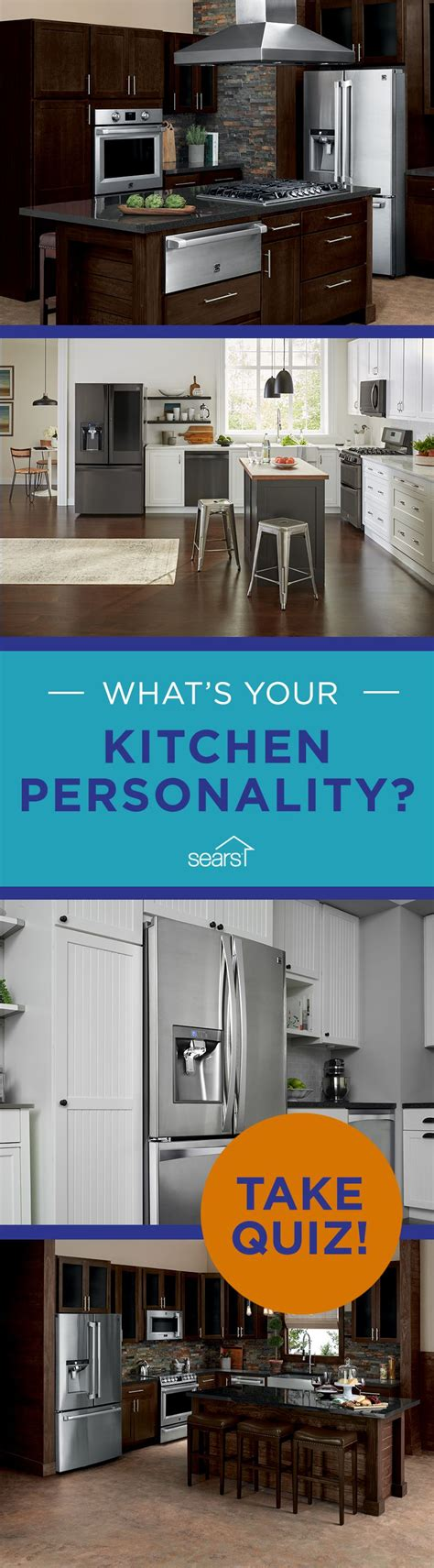 What s your kitchen personality? Are you more of a chef