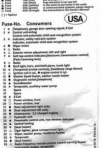 1999 Slk 230 Fuse Diagram