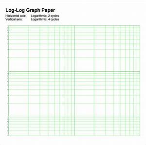 Sample Log Graph Paper