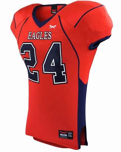 Football Uniforms Jersey Youth Eagle Custom American
