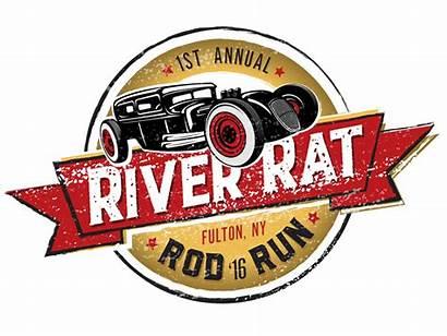 Rat Rod River Run Vector Dribbble Cars