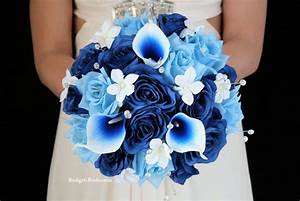 wedding flowers blue best photos - Page 2 of 4 - Cute ...