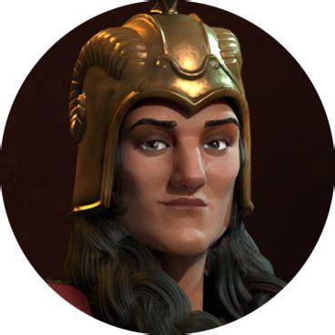 Tomyris Civilization 6