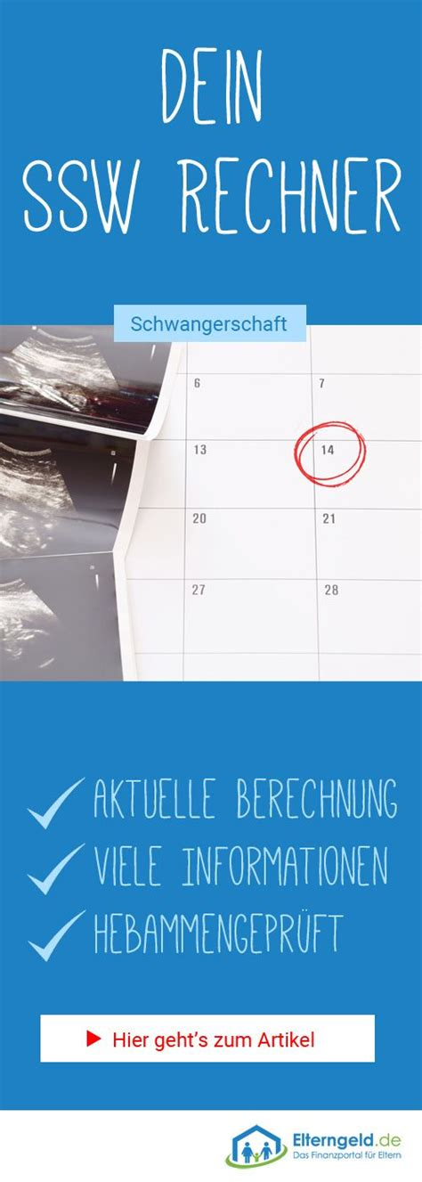 ssw rechner schwangerschaftsrechner geburtstermin und