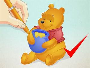 How To Draw Winnie The Pooh 15 Steps With Pictures