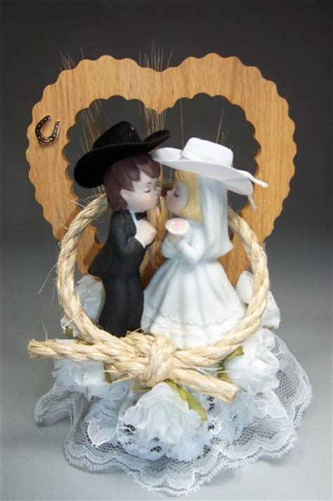 western cake toppers country western wedding supplies western wedding