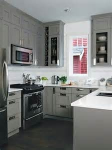Small Kitchen Interiors Cool Kitchen Designs For Small Spaces