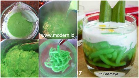 Cendol biasanya dijadikan sebagai bahan utama es cendol. Cara Membuat Cendol Tepung Beras Rose Brand - Membuat Itu