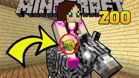 minecraft create   zoo    animals