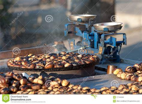 Roasting Chestnuts Royalty Free Stock Photos  Image 17744558