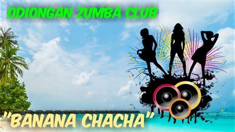 Banana Chacha Zumba Dance With The Odiongan Zumba Club