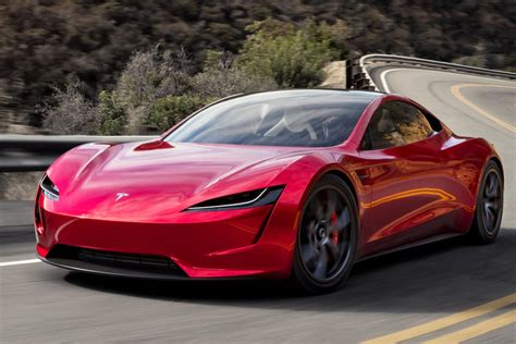Tesla Battery 2020 by 2020 Tesla Roadster Review Trims Specs And Price Carbuzz