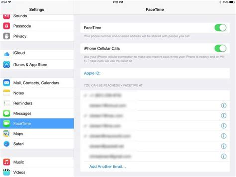iphone recent calls settings chatting with family how to use facetime skype or