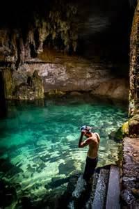 Cenote Quintana Roo Mexico