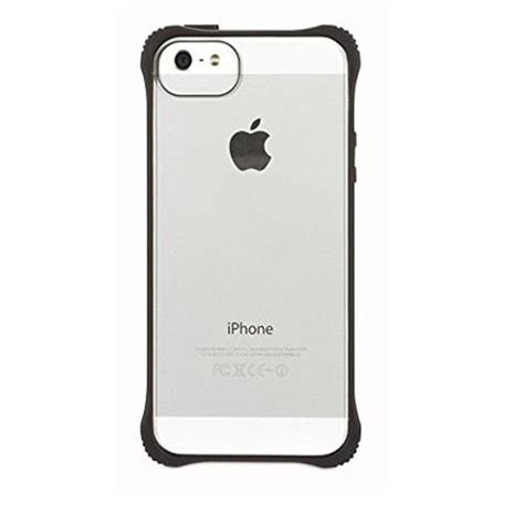 griffin survivor cover for iphone 5 5s se clear black strong brand new ebay