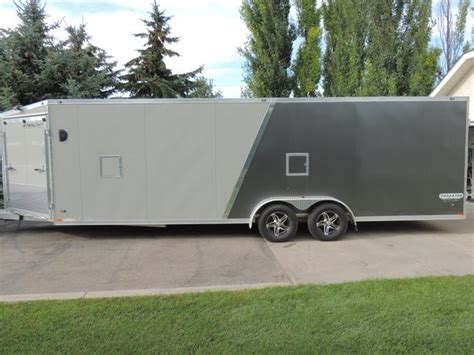used aluminum trailer cabinets for sale for sale 2015 stealth enclosed aluminum snowmobile