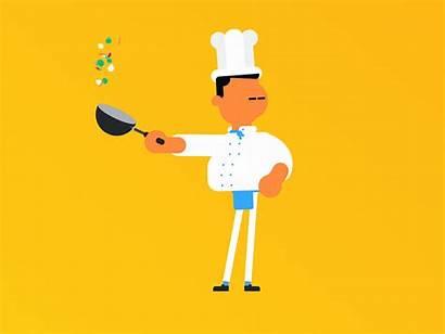 Chef Soal Motion Dribbble Sma Ujian Tengah
