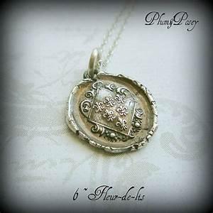 Siegelwachs Selber Machen : wax seal necklace ~ Orissabook.com Haus und Dekorationen