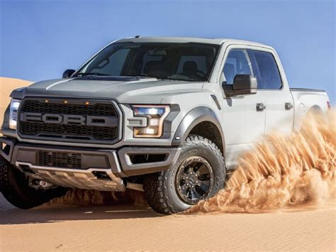 2017 Ford F-150 Raptor Pricing Leaked, May Start Around