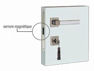 serrure magnetique With serrure magnetique