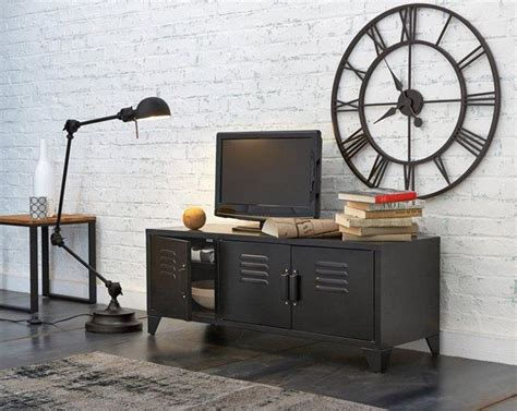 meuble de cuisine chez but déco industrielle chic le décobook pour un séjour