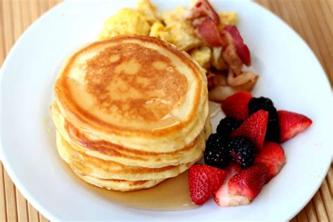 pancake recipie easy recipe for the best pancakes somewhat simple