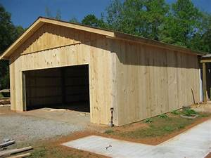 diy wood barn kits diy do it your self With 24x30 building kit