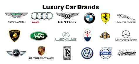 Expensive Cars Brands Name  Cars Image 2018