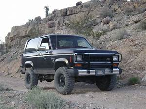 Hawkeye58 1984 Ford Bronco II Specs, Photos, Modification Info at CarDomain