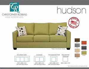 Christopher Robbins Hudson Sofa Exclusive Product Only At