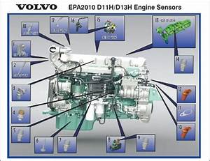 D13 Oil Pressure Sensor Locations  Wiring Diagram  Amazing