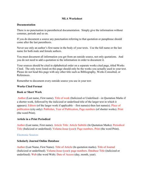 quotation marks and italics worksheet kidz activities
