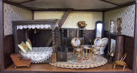 happy  worlds retrofit  kit tudor dollhouse