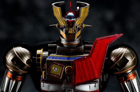 dx soul  chogokin mazinger  photoreview part