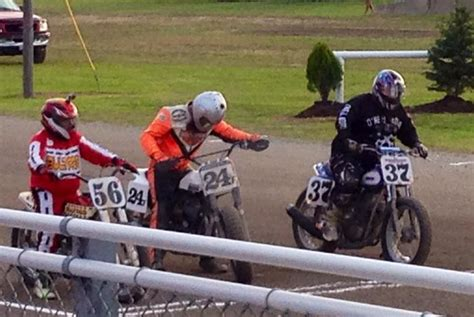motocross races in ohio motorcycle race riders range from youth to 77 years of