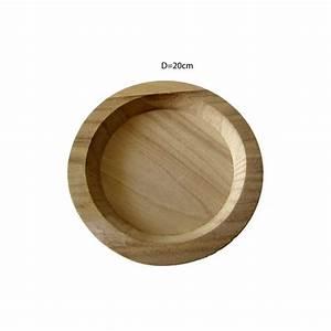 Rond En Bois : plateau en bois rond 20cm maison pratic boutique pour vos loisirs creatifs et votre deco ~ Teatrodelosmanantiales.com Idées de Décoration