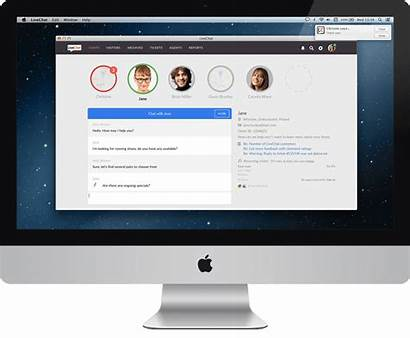 Mac Livechat Application Os Macos Osx Applications
