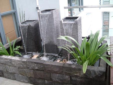 waterfeature esmond landscape  horticultural pte
