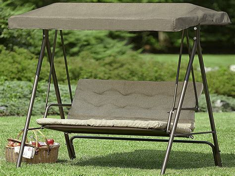 How To Replace A Canopy On An Outdoor Swing