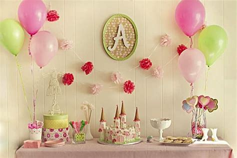 karas party ideas whimsical princess girl  birthday