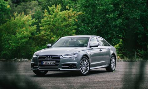 Audi A6 Review by Review 2017 Audi A6 Review
